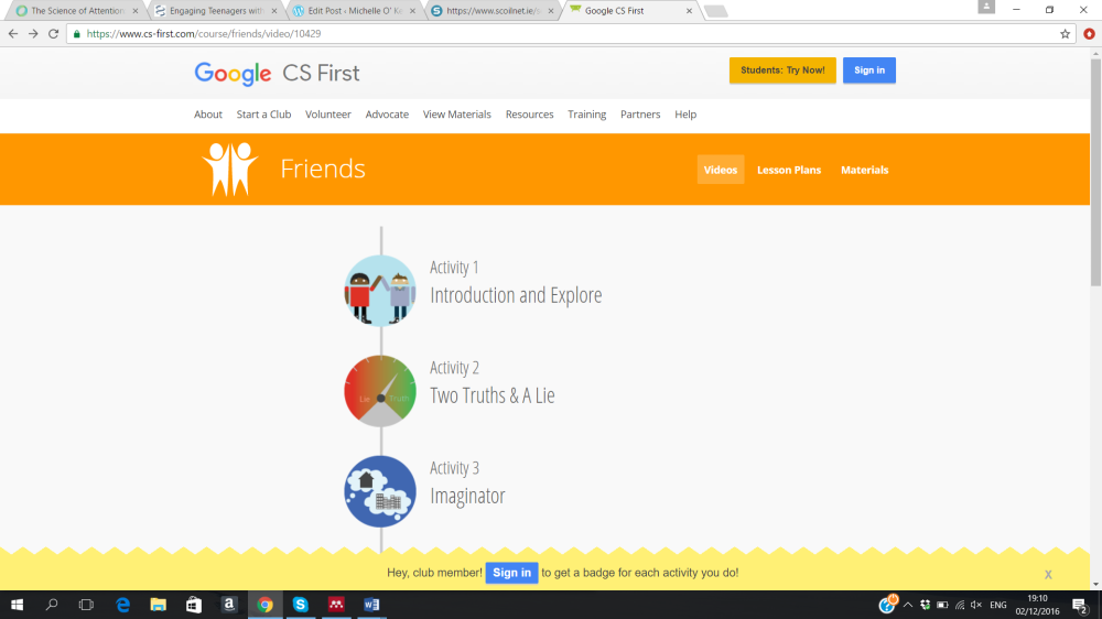 google-cs-first