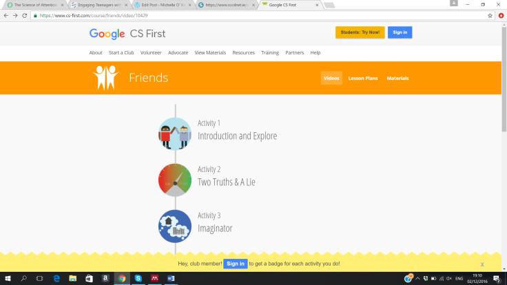 google-cs-first